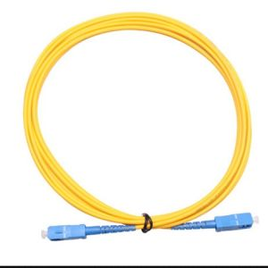 La Chine prix d'usine SC/FC/LC/ST/MPO 3m/5m en fibre optique Cordon de brassage de plein air