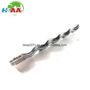Usinagem CNC personalizado de cavidade progressiva de precisão de aço inoxidável para Bomba do Rotor