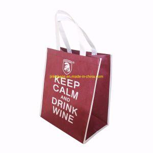 Don PP non tissé non tissés Eco Friendly Handbag sac réutilisable