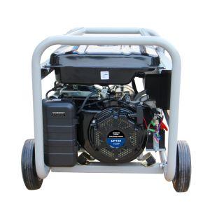 5.8kw/6.3kw 14HPのセリウムが付いている小さい携帯用ガソリンガスガソリン発電機