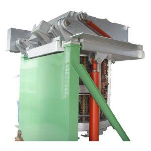 12 tonnellate forno di fusione di induzione di 5 tonnellate 30 tonnellate di forno ad arco elettrico per la fornace di Ladel del silicone
