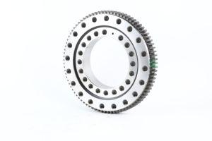 Nouveau produit personnalisé de niveleuse platine pour la machine de roulement de la bague pivotante