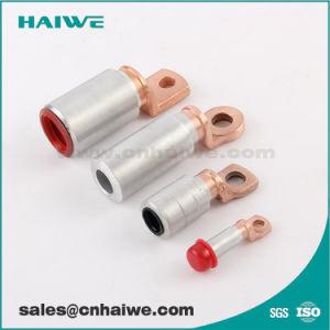 Dtll verriegelte Typen mechanische kupferne bimetallische Kabel-Aluminiumösen