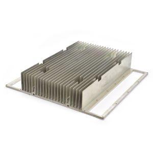 China perfil de alumínio extrudido personalizada de fábrica de peças metálicas de peças de usinagem CNC