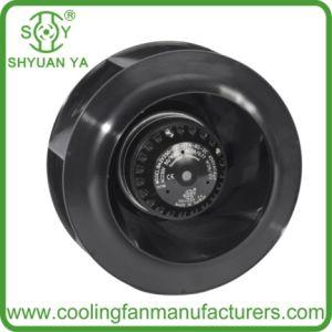 250x112mm AC ventilador centrífugo (BA250-112T-FPA-B7-2C)