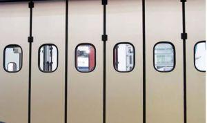 Portello di piegatura per il portello di piegatura commerciale di uso di uso industriale