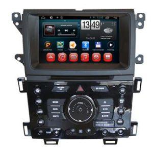 Sistema di percorso Android dell'automobile DVD GPS per il bordo del Ford