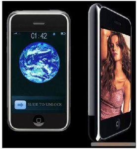 Telefono sbloccato Sciphone I68 Java delle cellule