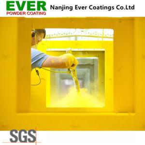 Pulverización electrostática Pintura en polvo de recubrimiento en polvo RAL