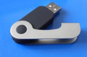 Новый стиль шарнирного соединения USB Memory Stick (U902)