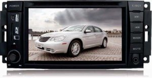 Chrysler Sebring Car DVD плеер с Bluetooth GPS ТВ