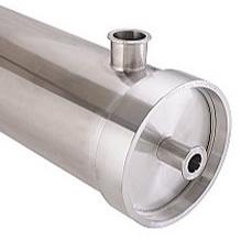 ステンレス鋼の螺線形の膜ハウジング(TC-M01)
