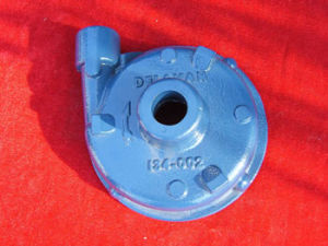 Corpo da bomba de água