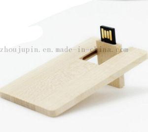 OEM деревянные флэш-диск USB Memory Stick™ для создания рекламных подарков