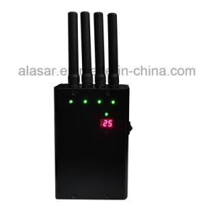 4 نطق [لد] يدويّة [وي-في] [بلوتووث] إشارة جهاز تشويش [بلوكر/2غ] [3غ] [4غ] [سلّولر فون] جهاز تشويش