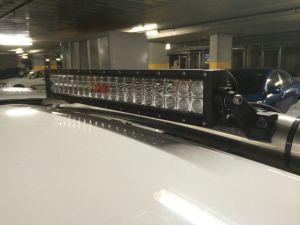 ATV SUVのためのLEDのクリー族240W LEDのライトバーはオフロードドライビング・ライト車LEDのライトバーをトラックで運ぶ