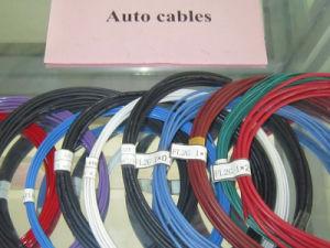 Низкое напряжение на Авто используется кабель с изоляцией из ПВХ