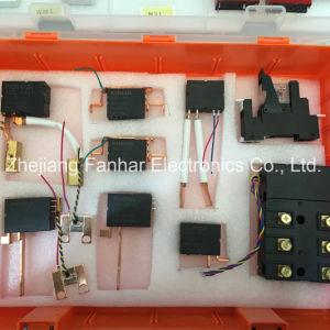 Relé de potência para controle de elevador com TUV e a certificação UL
