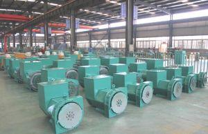 Generatore di potere diesel a tre fasi di 100kw 125kVA