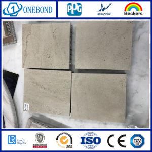Carreaux panneau composite Honeycomb pour mur extérieur