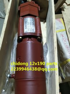 Z12V190bチーナンのディーゼル発電機は中国の製造者を分ける