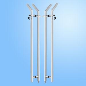 Braçadeira da porta de vidro/Patch Conexão (FS-130)