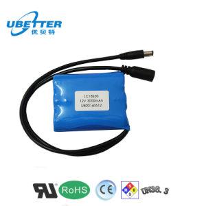 Pack de baterías LiFePO4 12.8V 7Ah para E-Tools