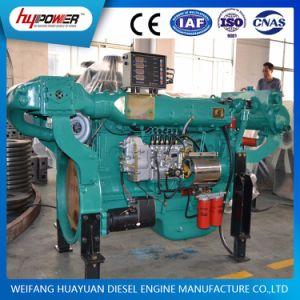 250HP mariene Dieselmotor voor Baggermachine