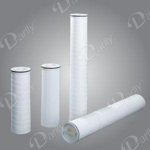 Alte portate ed alta cartuccia di filtro da caricamento della sporcizia