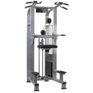 Chin/DIP ayudar Peso de la máquina Gimnasio Fitness Trainer, Lifefitness, máquina de la fuerza de martillo