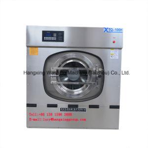 Equipos de limpieza lavandería automática de carga frontal Extractor de arandela de limpieza de la máquina lavadora automática