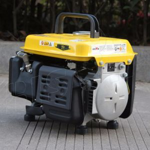 Generator van de Benzine BS950 1e45 de Kleine Minigelijkstroom van de bizon (China) Generator van de Benzine van de Garantie de Draagbare Betrouwbare 500W 600watt van 1 Jaar