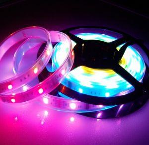 Tira de luz LED de bajo voltaje Symphony TM1803 12V el 30 de las luces que no resistente al agua