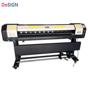 macchina solvibile capa della stampante di Digitahi del getto di inchiostro di 1.6m XP600 Eco