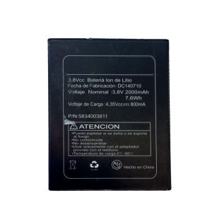 accesorios para teléfonos Lon Batería de litio recargable Avvio 790