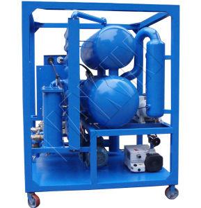 Aceite de transformadores de vacío de aceite de la planta de purificación del separador de agua