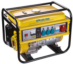 Gerador de gasolina profissionais Taizhou Trifásico portátil para Generatorsv Chave 5 kw