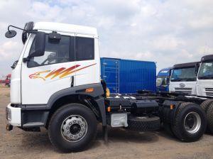 저가 판매 Yiqi FAW 6X4 트레일러 트랙터 트럭
