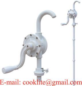 Pompe ManuelleのポリエチレンはLevier Produits Chimiques、Liquide De Refroidissement、Adblueを注ぐ