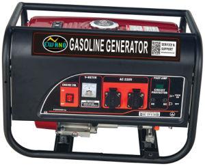 9HP 270cc Air-Cooled 3.0kVA 3.0kw Generador Gasolina
