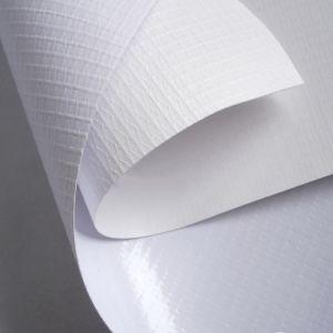 ポリエステル織物の印PVC旗
