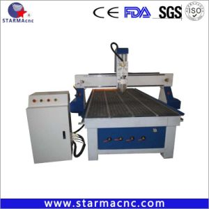 Nuova tagliatrice dell'incisione del router di CNC di legno di disegno 1325 di vendita calda