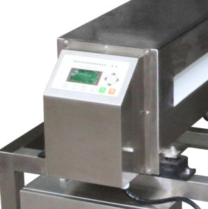 Небольшие производства продовольствия линии металлоискателя