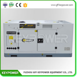 Genset diesel silenzioso 16kVA con l'alternatore di Keypower