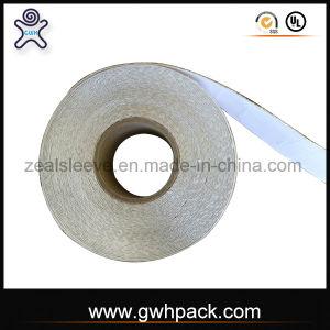 高温裏面接着剤式のスリット高い無水ケイ酸テープ