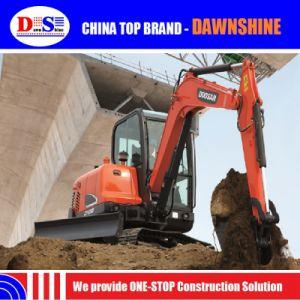 Doosan Dx75-5b 7 Ton para la venta de la excavadora Mini Micro