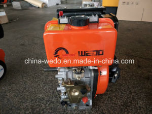 3600rpm 4 치기 공기에 의하여 냉각되는 4HP 작은 디젤 엔진 Wd170f