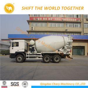 carro del mezclador concreto del tambor 10m3 del mezclador concreto 6X4