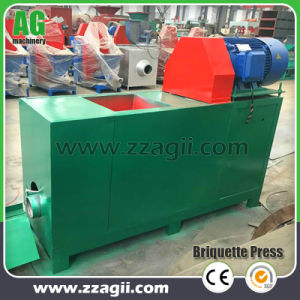 China fabricante profissional biomassa máquina de briquetes de Espiga de Milho
