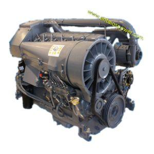 L'aria del colpo di Deutz 4 ha raffreddato un motore diesel dei 6 cilindri